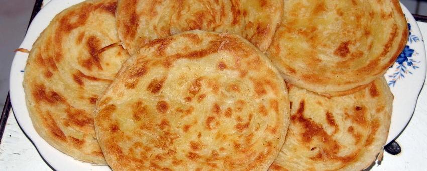 La crêpe marocaine